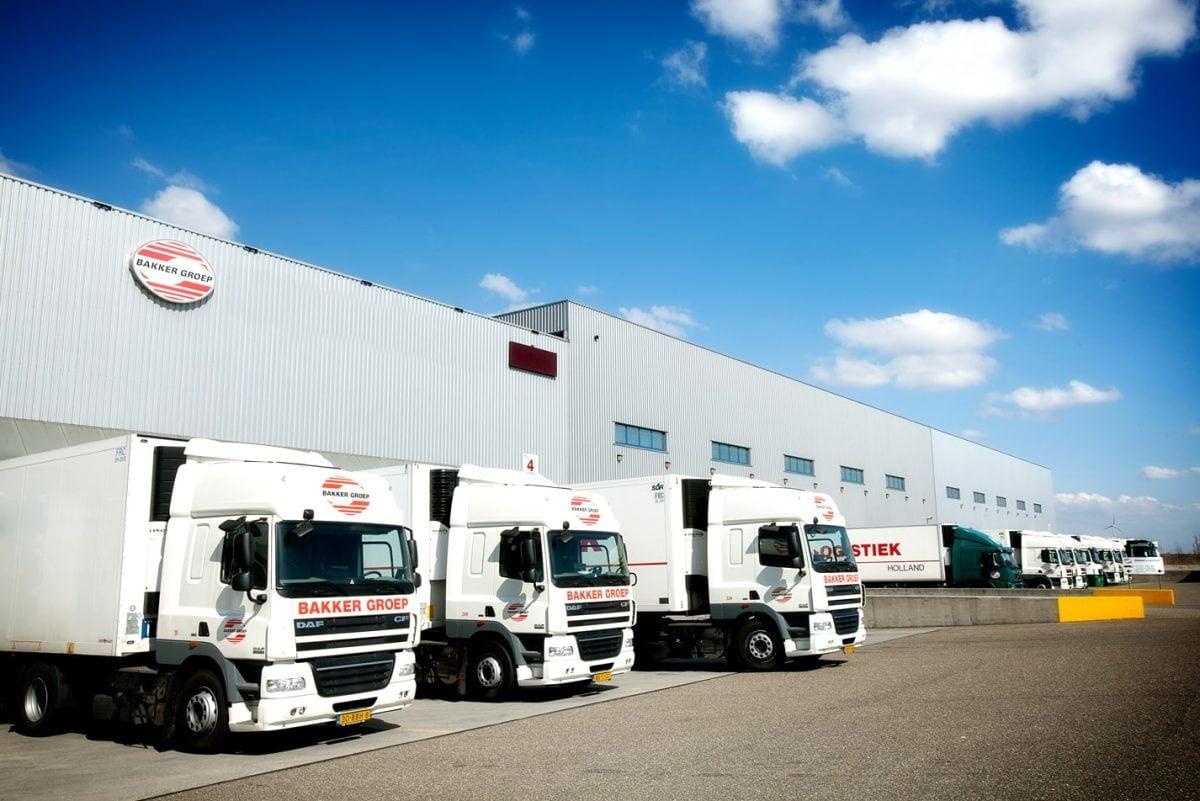 Bakker Logistiek beschikt nu over één efficiënt systeem voor tijdregistratie, kostenplaatsregistratie en toegangscontrole.